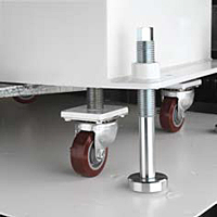 Height Adjusting Casters